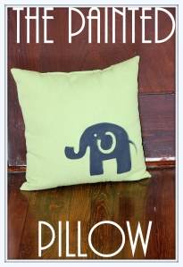The Painted Pillow
