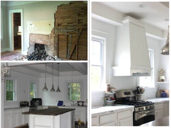 Kitchen Transformation