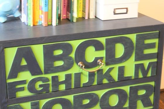 ABC Nightstand