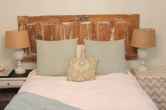 imperfect headboard